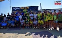 EMU AQUATHLON yarışması tamamlandı