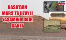 NASA'dan Mars'ta uzaylı yaşamına dair kanıt