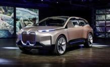 BMW'nin gizemli otomobili böyle görüntülendi!