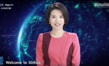Dünyanın İlk Robot Kadın Haber Sunucusu (Video)