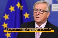 'Kıbrıs sorununun çözümü başaramadıklarımız arasında'