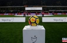 Türkiye Süper Lig'inde fikstür çekildi