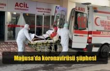 Mağusa'da koronavirüsü şüphesi
