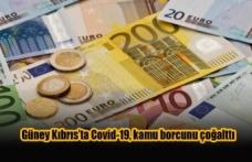Güney Kıbrıs'ta Covid-19, kamu borcunu çoğalttı