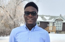 DAÜ mezunu Ehineni Kehinde Oluwaseyi, Staples Canada şirketinde yükselmeye devam ediyor