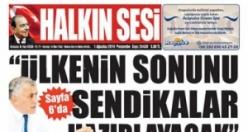 1 Ağustos 2019 Perşembe Gazete Manşetleri