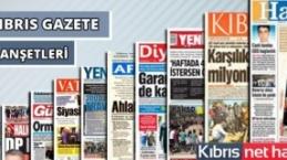 20 Haziran 2019 Perşembe Gazete Manşetleri