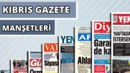 11 Eylül 2019 Çarşamba Gazete Manşetleri
