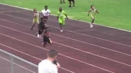 Geleceğin Usain Bolt'u
