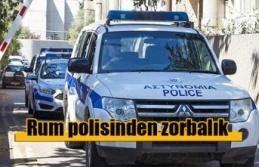 Kuzey'e geçenlere Rum polisinden zorbalık