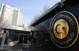 Türkiye'den Doğu Akdeniz ve Kıbrıs tepkisi:...