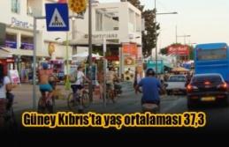 Güney Kıbrıs'ta yaş ortalaması 37,3