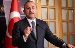 Çavuşoğlu: Doğu Akdeniz'de paylaşmayı öğrenin burada herkesin hakkı var