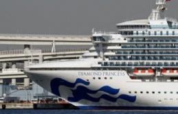 Kruvaziyer gemisinde koronavirüsten iki ölüm