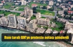 Rum tarafı BM'ye protesto notası gönderdi