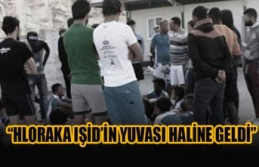 'Baf'ın Hloraka köyünü mesken ettiler' iddiası