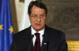 Anastasiadis, iki devlet konusunda yanıtını 2017 belgesiyle verdi