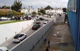 Güney Kıbrıs'ta bomba ihbarı