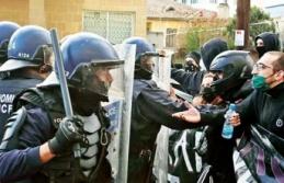 Polisin orantısız güç kullanımına tepki büyüyor