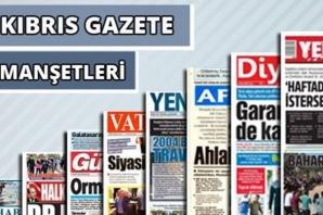 17 Ocak 2020 Cuma Gazete Manşetleri