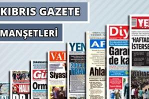16 Aralık 2019 Pazartesi Gazete Manşetleri