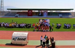 11. Özel Atletizm Oyunları düzenleniyor