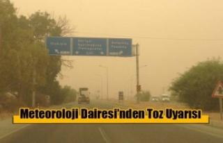 Havada yine toz kirliliği var
