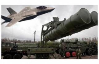 ABD'den Türkiye'ye yeni S-400 F-35 mesajı