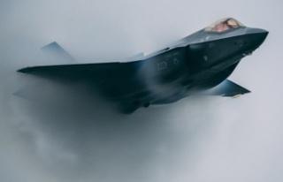 ABD yeni Türk pilotlara F-35 eğitimi vermeme kararı...
