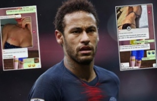 Neymar tecavüz iddialarını reddetti!