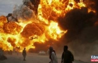 Afganistan'da art arda patlama! Çok sayıda...