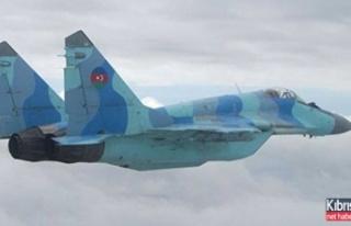 Azerbaycan savaş uçağı için Türkiye'den...
