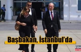 Başbakan, İstanbul'da bir dizi temas gerçekleştirecek