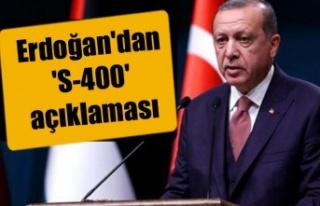 Erdoğan: 'KKTC'li soydaşlarımızla süreci...