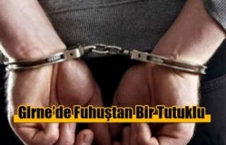 Girne'de Fuhuştan Bir Tutuklu