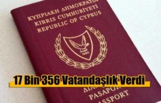 Güney Kıbrıs 5 Yılda 17 Bin 356 Vatandaşlık...