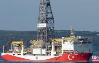 Karpaz'da Yavuz Gemisi'nin ilk sondajına...