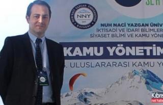 LAÜ 16. Uluslararası Kamu Yönetimi Forumu'nda...