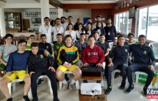 LAÜ Fizyospor grubu Binatlı Yılmaz Spor Kulübü...