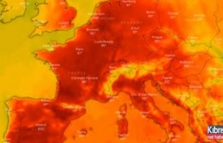 NASA'nın yayınladığı harita korkutuyor