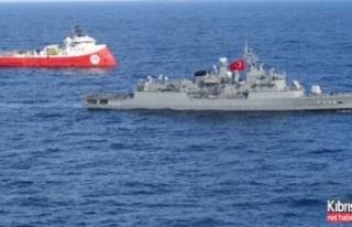 Rusya'dan Doğu Akdeniz'de Türkiye ile...