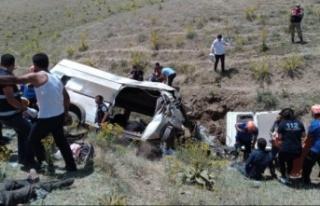 Van'da feci kaza: Çok sayıda ölü ve yaralılar...