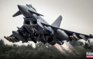 İngiltere'den 425 milyon dolarlık savaş uçağı...