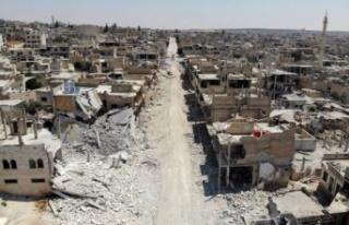Kent tamamen düştü, Esad ele geçirdi