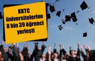 KKTC Üniversitelerini Tercih Edenlerin Sayısı Belli...