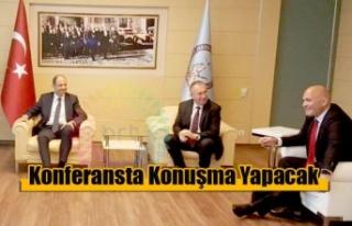 Özersay Ankara'da