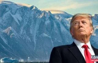 Trump dünyanın en büyük adasını istiyor