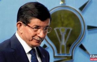 Ahmet Davutoğlu AK Parti'den istifa etme kararı...