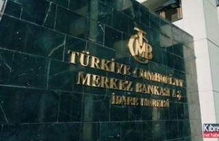 Türkiye Merkez Bankası'ndan enflasyon açıklaması
