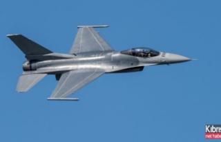 Almanya'da ABD'nin savaş uçağı düştü